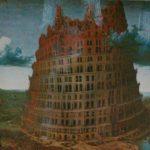 ブリューゲル作【バベルの塔】