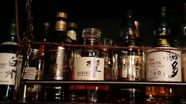 日本を代表するウイスキーの数々の画像